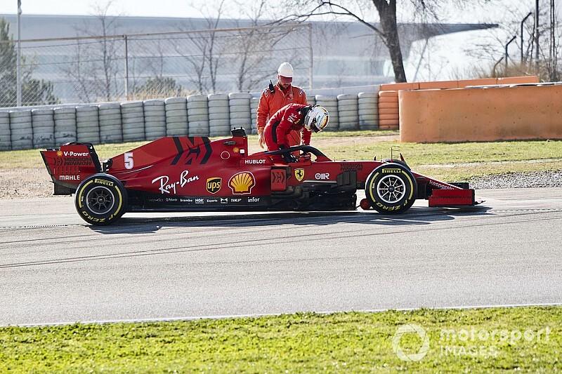 フェラーリ代表「我々はメルセデスやレッドブルほど速くない……現時点ではね」