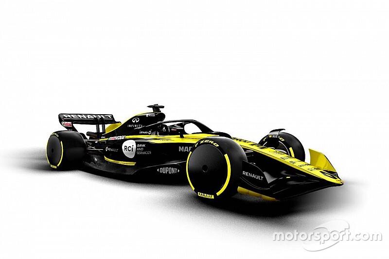 """Renault : """"Pas d'équipe aussi avancée que nous sur 2021"""""""
