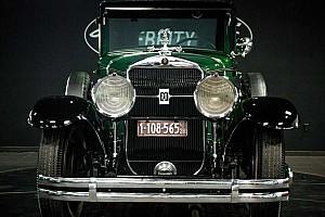 Un Cadillac de Al Capone, a la venta