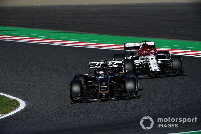 Alfa Romeo-coureurs verbijsterd over gebrek aan snelheid in Japan