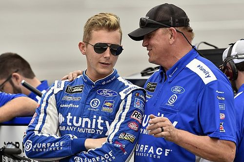 Matt Tifft and Front Row mutually agree to part ways