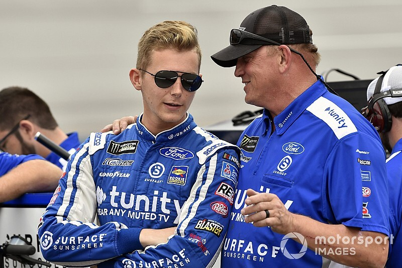 Tifft hospitalized prior to first Martinsville practice