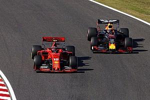 """Domenicali looft jonge F1-garde: """"Niet alleen Verstappen en Leclerc"""""""