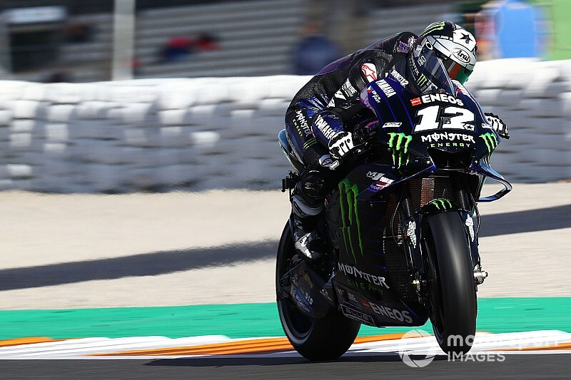 Problème de pneu pour Viñales et mauvaise stratégie pour Rossi