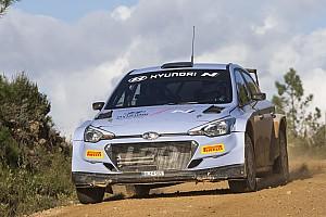 Griazin testował z Hyundaiem
