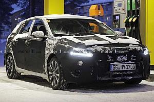 Kívül-belül körbefényképeztük a frissített Hyundai i30-at