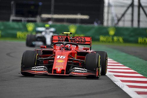 LIVE F1 - Suivez le GP du Mexique en direct