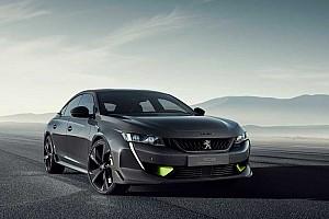 Hivatalos: sorozatgyártásba megy a Peugeot 508 Sport Engineered