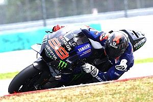 Yamaha stars perplexed by underused Lorenzo in test role