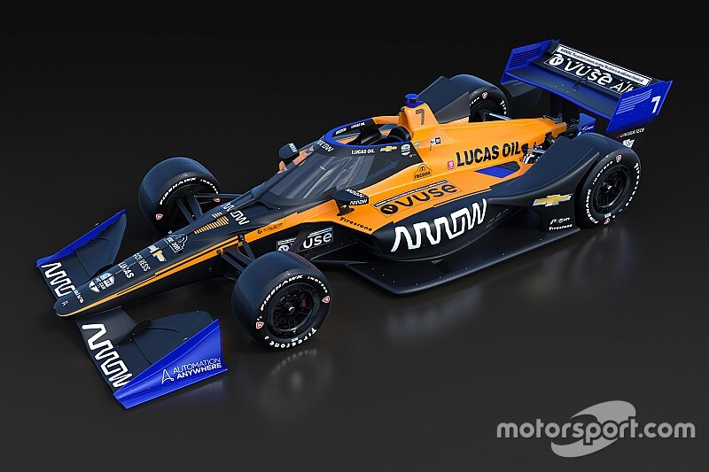 Presentato il team Arrow McLaren SP che correrà in IndyCar