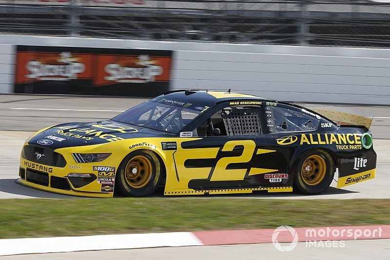 Keselowski tops final Cup practice at Martinsville