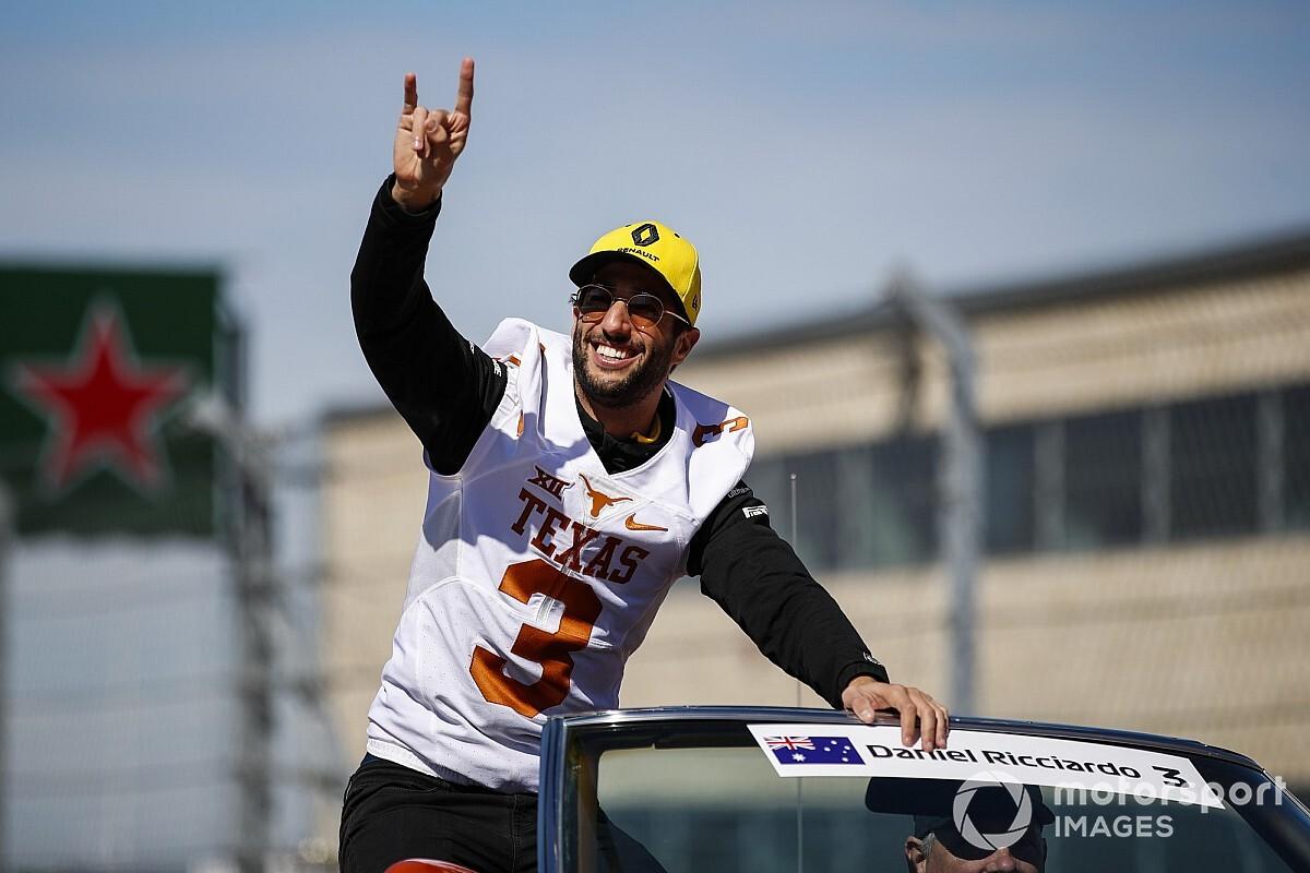 Ricciardo, Renault'nun kadroya kattığı isimlerden etkilenmiş