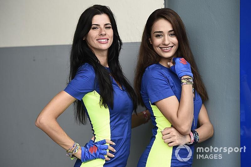 Лучшие девушки уик-энда: грид-герлз (и не только!) гонки MotoGP в Малайзии