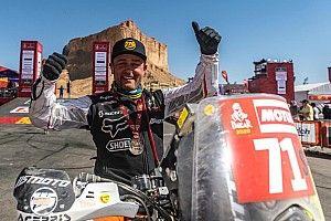 Jarmuż ukończył swój trzeci Rajd Dakar