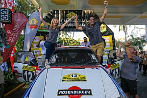 Życiowy sukces Rosenbergera