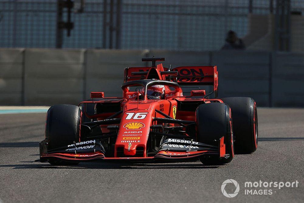 """Ferrari-teambaas Binotto: """"Maakten geen kans op titel dit jaar"""""""