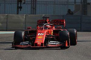 Leclerc et Sainz vont rouler à Jerez lundi