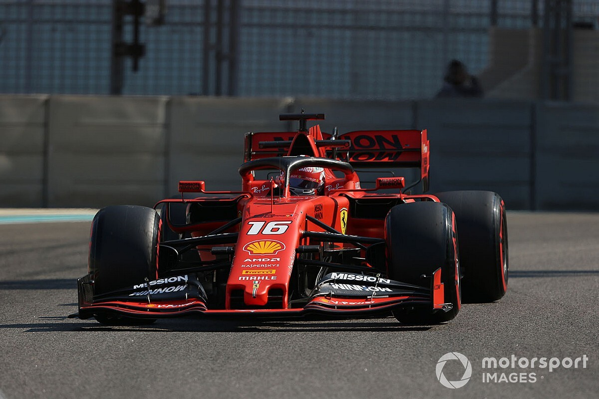 Leclerc et Sainz vont rouler à Jerez lundi - Motorsport.com, Édition: France