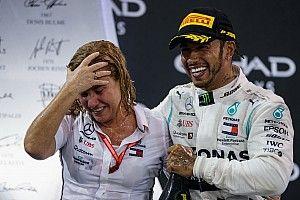 """Hamilton desea que una mujer llegue y """"arrase"""" con la F1"""