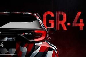 El Toyota GR Yaris se deja ver... y podría tener tracción total