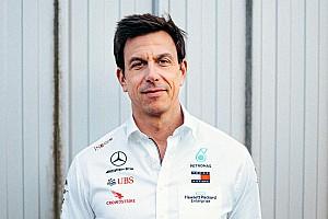 Wolff s'amuse des rumeurs de relation tendue avec Källenius