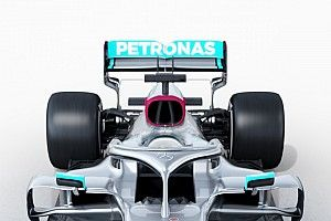 Teknik analiz: Mercedes W11