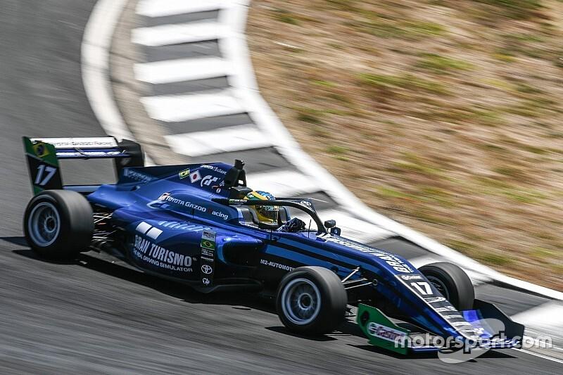 Decisão AO VIVO: Assista Igor Fraga na última corrida da Toyota Racing Series de 2020