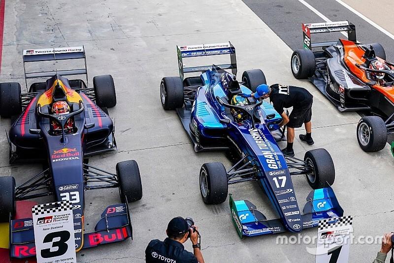 Veja como foi a corrida 1 da etapa de Pukekohe da Toyota Racing Series