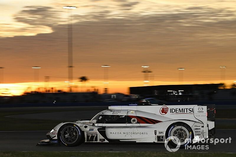 Mazda chiude col Team Joest e affida le DPi IMSA alla Multimatic