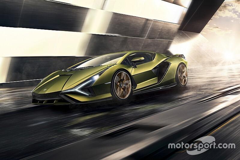 Lamborghini spogląda w stronę LMDh