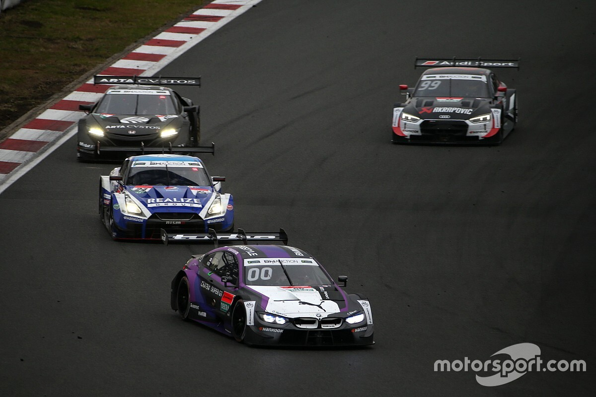 Super GT's alignment with DTM no waste, says Cassidy