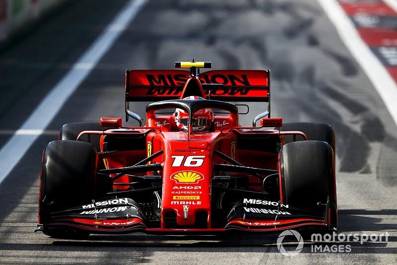 A Ferrari elnöke nagyon dühös volt Vettel és Leclerc ütközése miatt