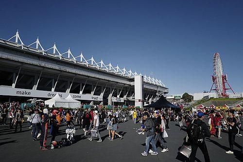鈴鹿サーキット、7月末までに予定されていたF1日本GPのチケット販売詳細の発表を延期「現在の社会状況を踏まえ」