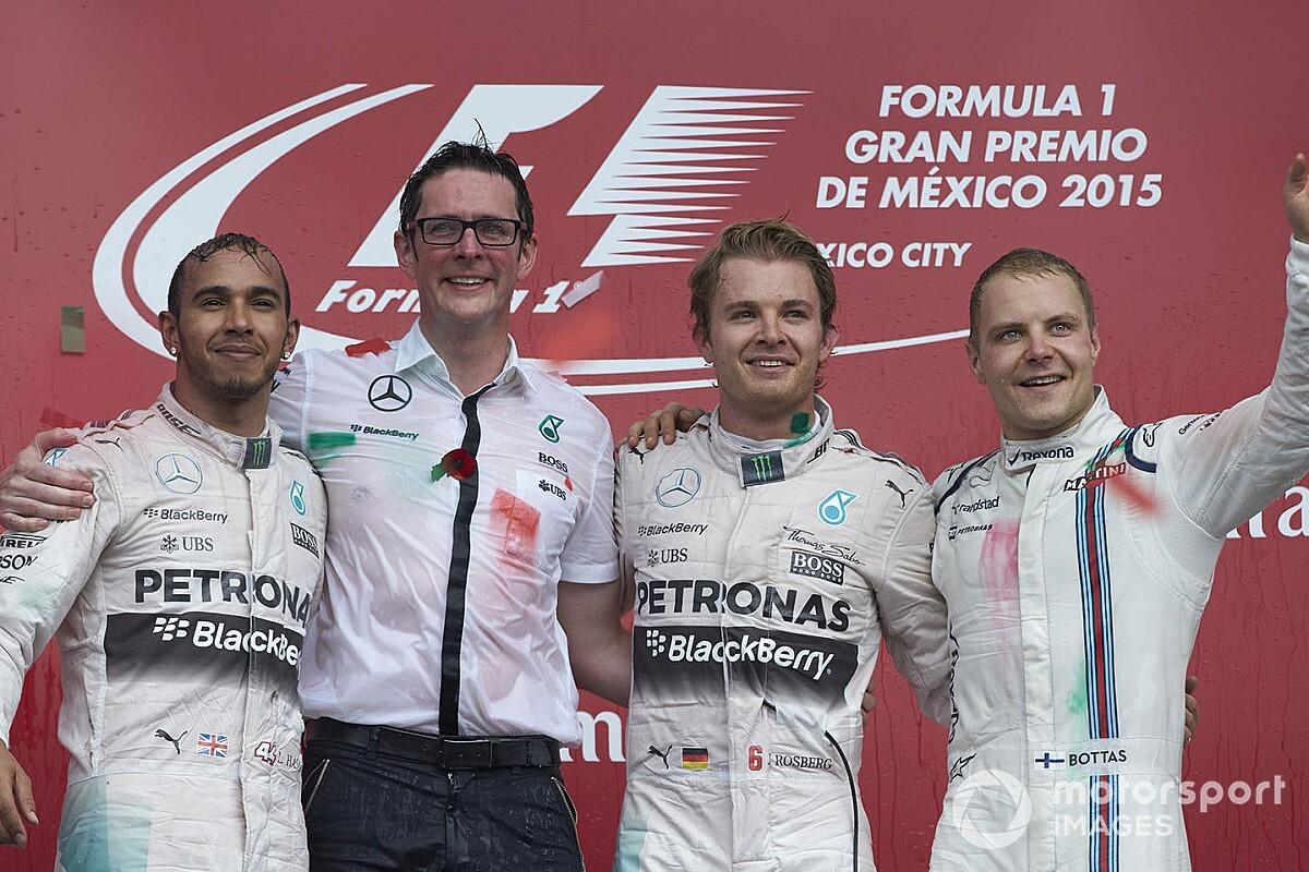 Bottas vs Rosberg: de teamgenoten van Hamilton vergeleken