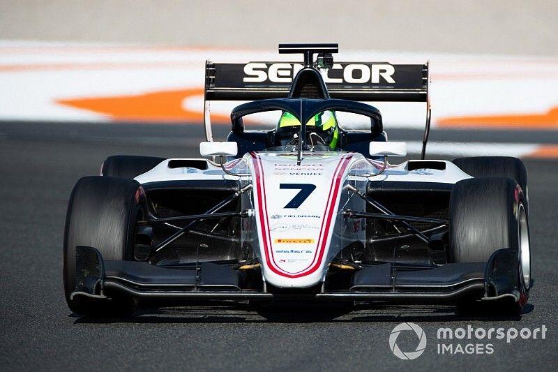 Zoon van Ralf Schumacher promoveert naar F3 met Charouz