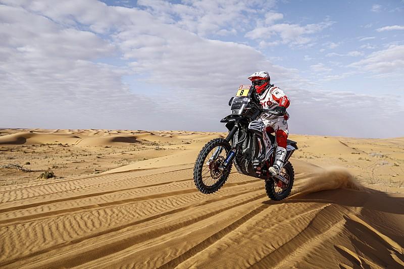 A tragédia miatt törölték a motorosok és a quadok 8. szakászát a Dakar Ralin