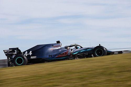 Amerika GP 2. antrenman: Hamilton, Leclerc'in önünde lider