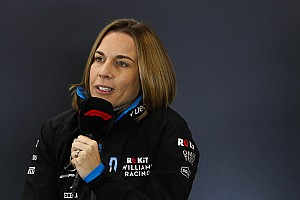 Claire Williams: Idén versenyezni akarunk!