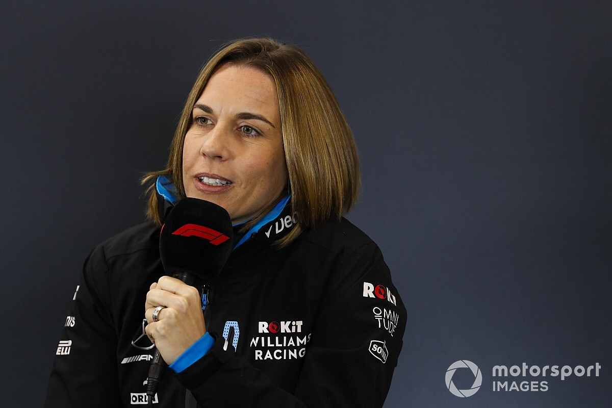 "Claire Williams: ""Fiduciosi di vendere il team entro l'estate"""