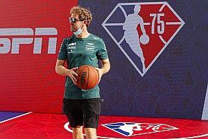 Vettel sera pénalisé sur la grille à Austin