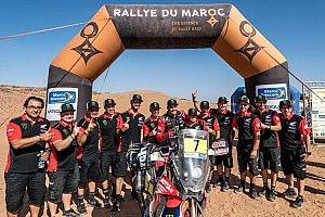 Quintanilla y Al Attiyah ganan en Marruecos