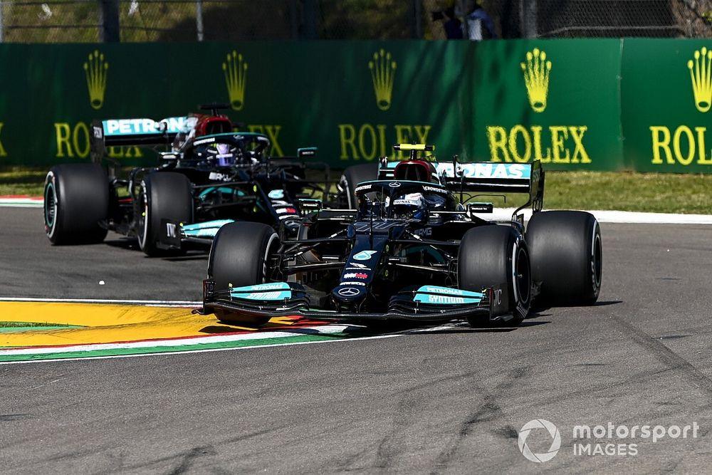 Die Qualifying-, Sprint- und Rennduelle der Formel-1-Saison 2021