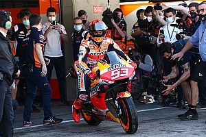 Marquez a 3. legjobb időt motorozta a visszatérése után a Portugál Nagydíj első szabadedzésén