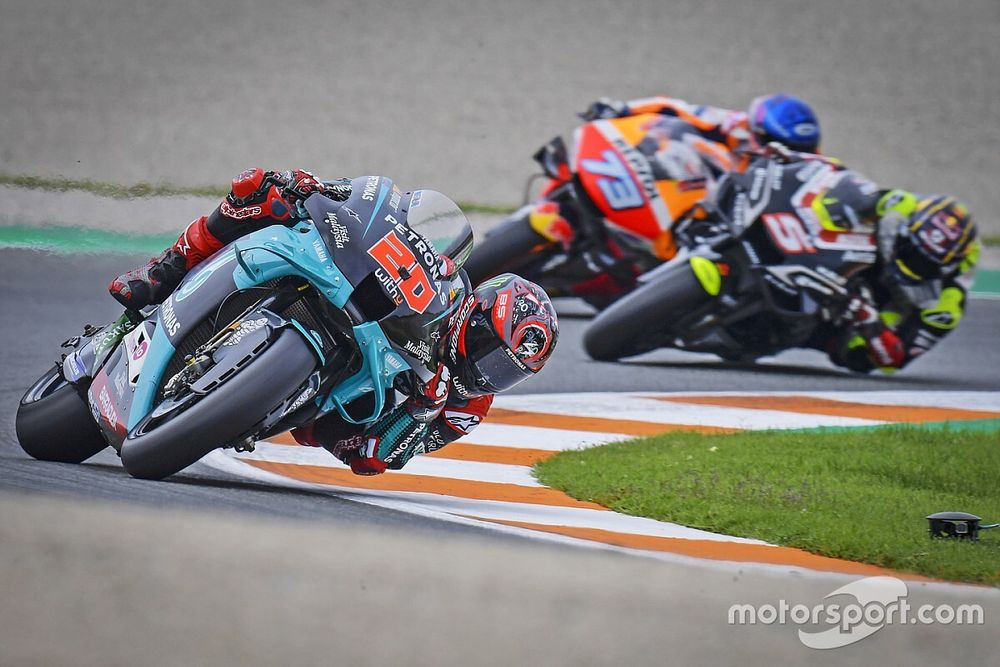 MotoGP on TV today – How can I watch the Valencia Grand Prix?