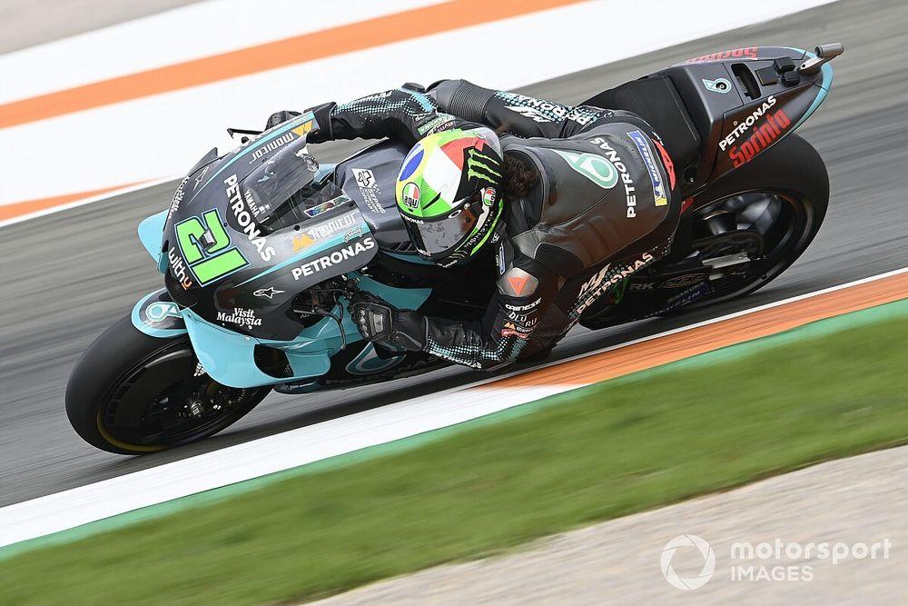 MotoGP, Valencia, FP3: Morbidelli vola, Quartararo e Rins in Q1