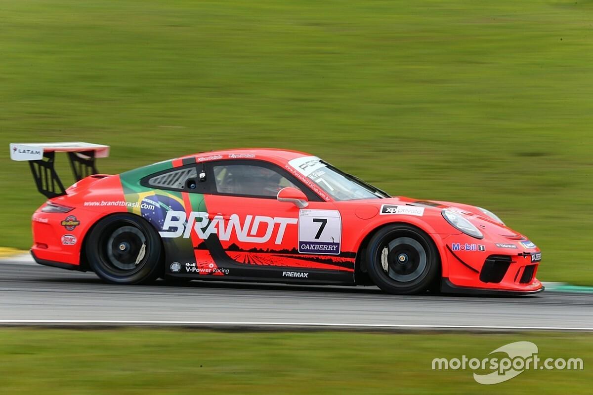 """Paludo sobre decisão do título da Porsche Cup: """"Não é desse jeito que eu queria coroar o campeonato"""""""