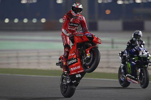 Análisis: lo que aprendimos en el segundo test de MotoGP en Qatar