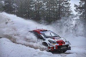 Hasil SS4 Reli Arctic: Evans Tercepat, Toyota Bangkit