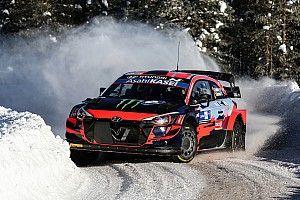 """Oliver Solberg ne veut """"pas précipiter les choses"""" en WRC"""