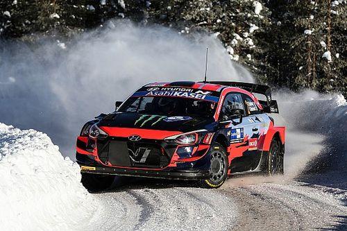 Solberg Akan Kemudikan i20 Coupe WRC pada Reli Italia